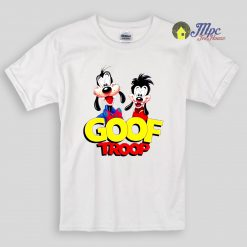 Goof Troop Kids T Shirts And Youth