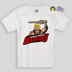 Grayskull Warriors Kids T Shirts And youth