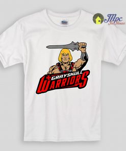 Grayskull Warriors Kids T Shirts And youth