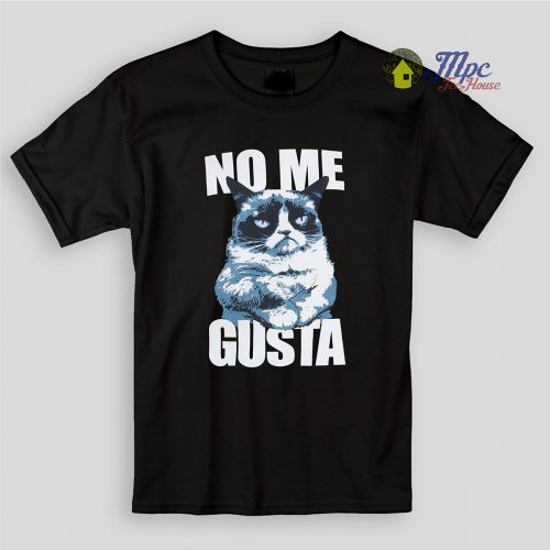 Grumpy Cat No Me Gusta Kids T Shirts and Youth