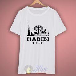 Habibi Dubai T Shirt