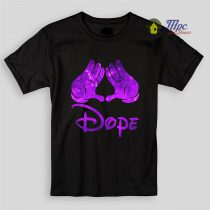 Mickey Hand Dope Kids T Shirts
