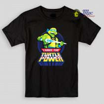 I Have The Turtle Power Kids T Shirts