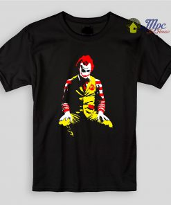 Joker Clown Kids T Shirts