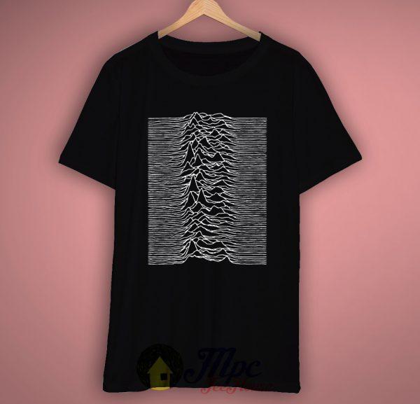 Joy Division Wave T shirt