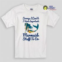Little Mermaid Quote Kids T Shirts And Youth