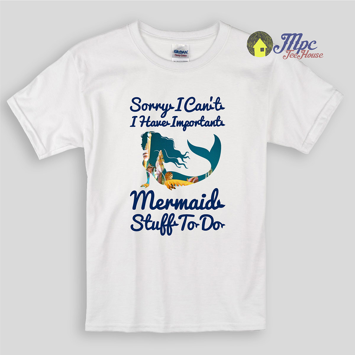 Little Mermaid Quote Kids T Shirts