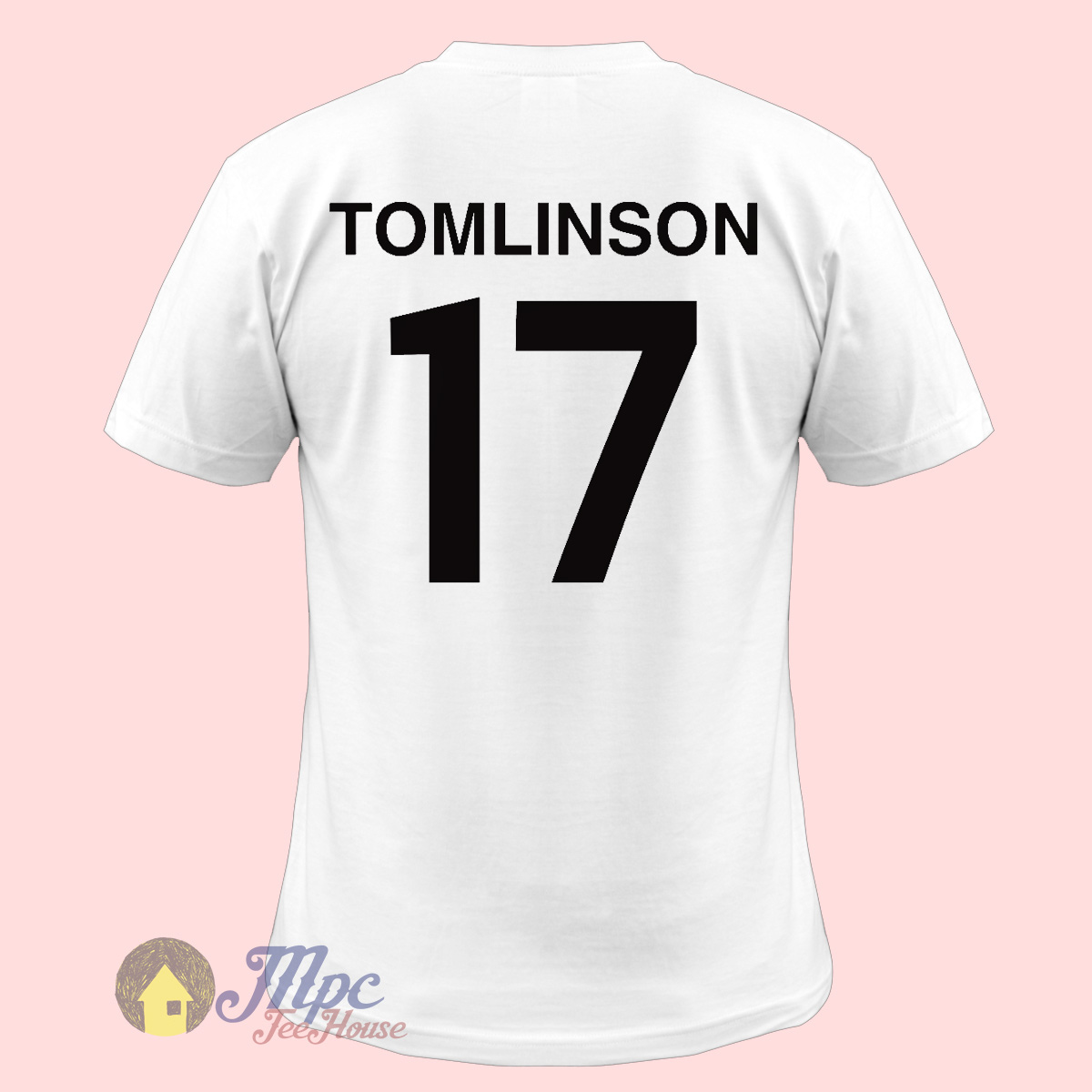 Louis Tomlinson One Direction T Shirt