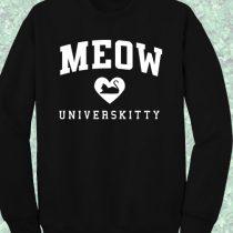Meow Universkitty Sweatshirt