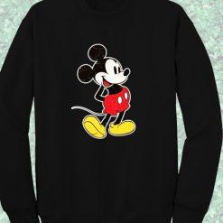 Mickey Mouse Classic Sweatshirt