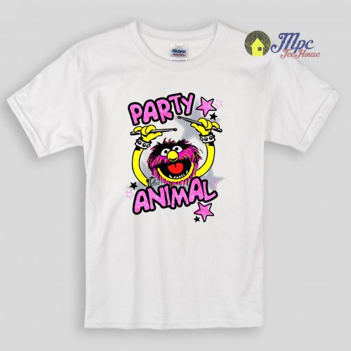 Party Animal Cookies Kids T Shirts And youth