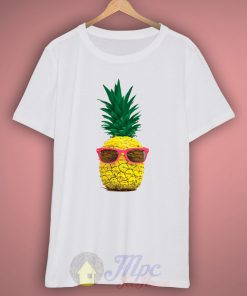 Pineapple Summer T Shirt