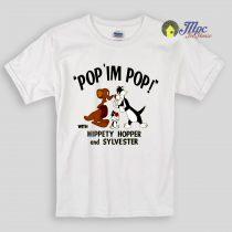 Pop Im Pop Kids T Shirts