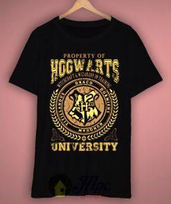 Property Of Hogwarts Harry Potter T Shirt