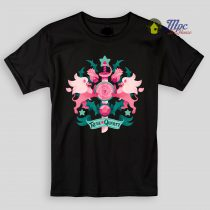 Rose Quartz Steven Universe Kids T Shirts