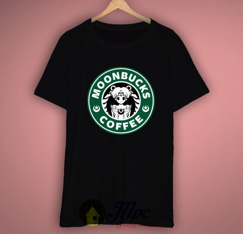 Sailor Moonbucks Coffee T Shirt