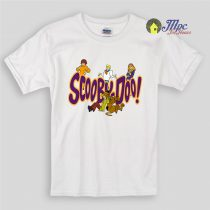 Scooby Doo Gravity Kids T Shirts