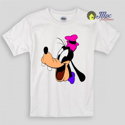 Smile Goofy Kids & Youth T Shirt