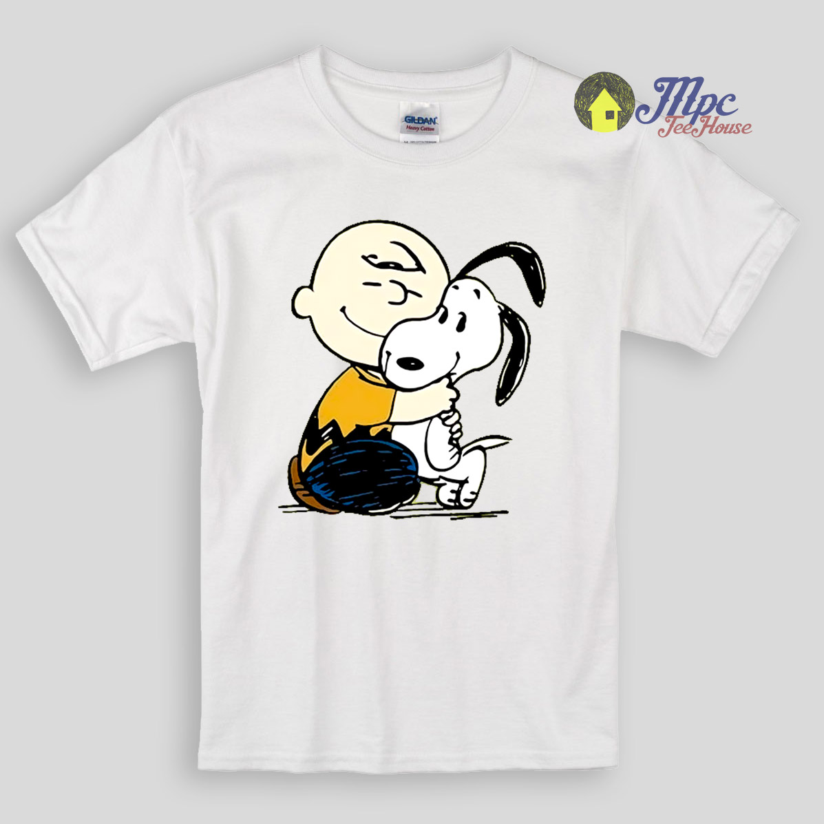 snoopy and charlie soulmate kids t shirt mpcteehouse sell t shirt. Black Bedroom Furniture Sets. Home Design Ideas