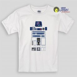 Star Wars R2d2 Kids T shirts
