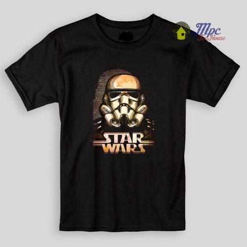 Star Wars Stormtrooper Kids T Shirts