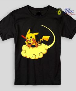 Pokemon Pikachu Dragon Ball Kids T Shirts