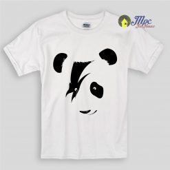 Save Rock Panda Kids T Shirts