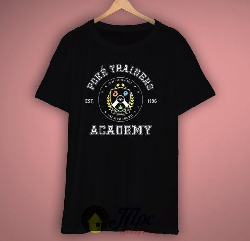 Academy Pokemon Trainer T-Shirt