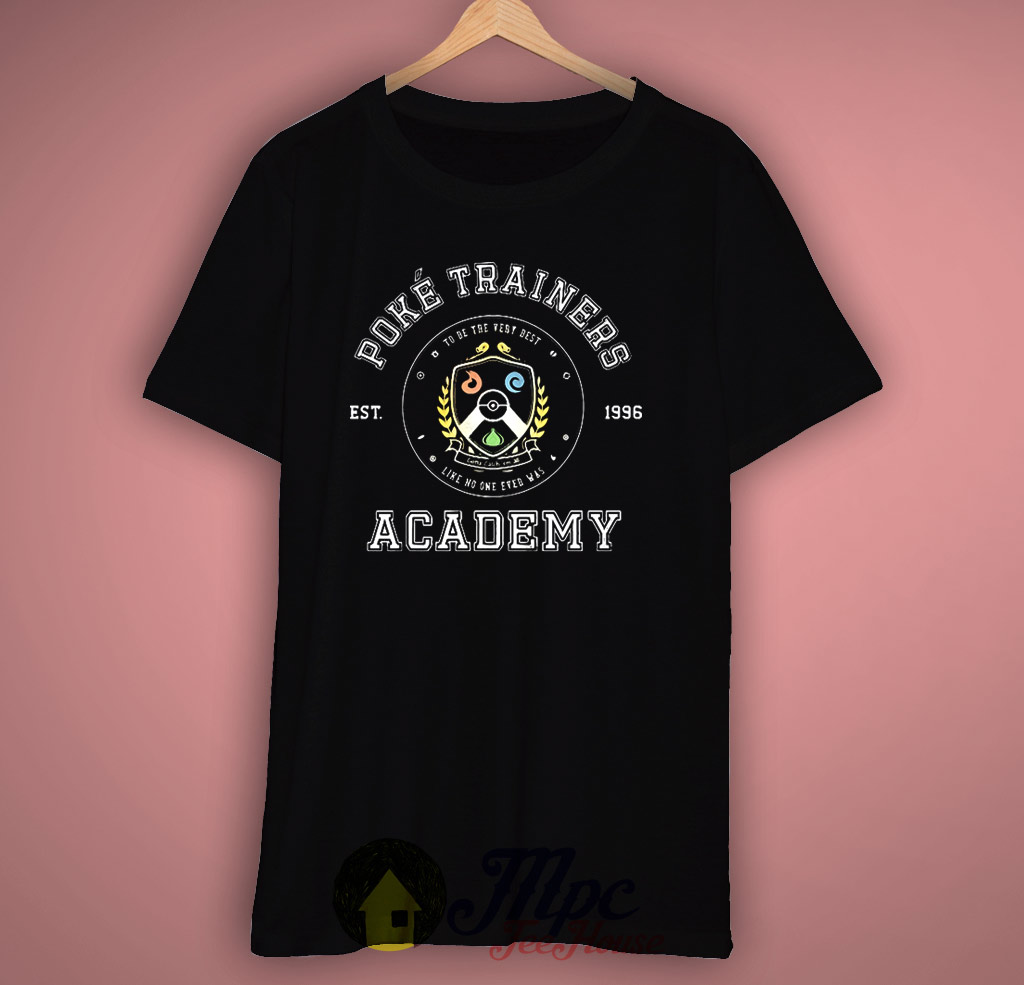 Academy Pokemon Trainer T-Shirt