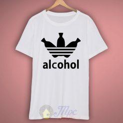 Adidas Parody Alcohol T Shirt