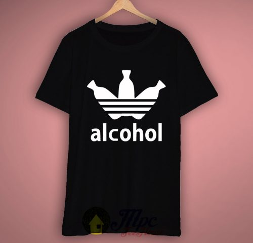 Adidas Parody Alcohol Black