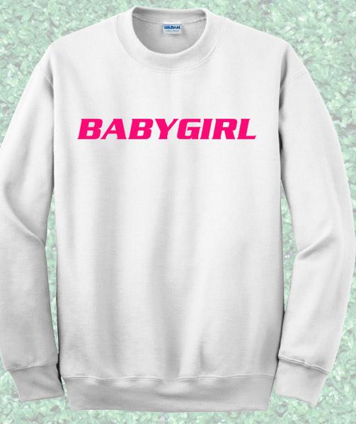 Babygirl Cute Sweatshirt