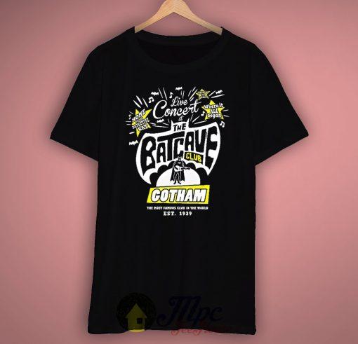 Batman Batcave Club T-shirt