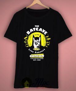 Batman Batcave Gotham T-shirt