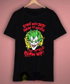 Batman Joker Quote T-shirt