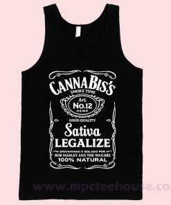 Cannabiss Sativa Tank Top