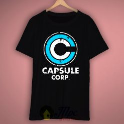 Capsul Corp Dragon Ball T-Shirt
