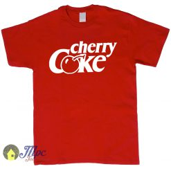 Cherry Coke T Shirt