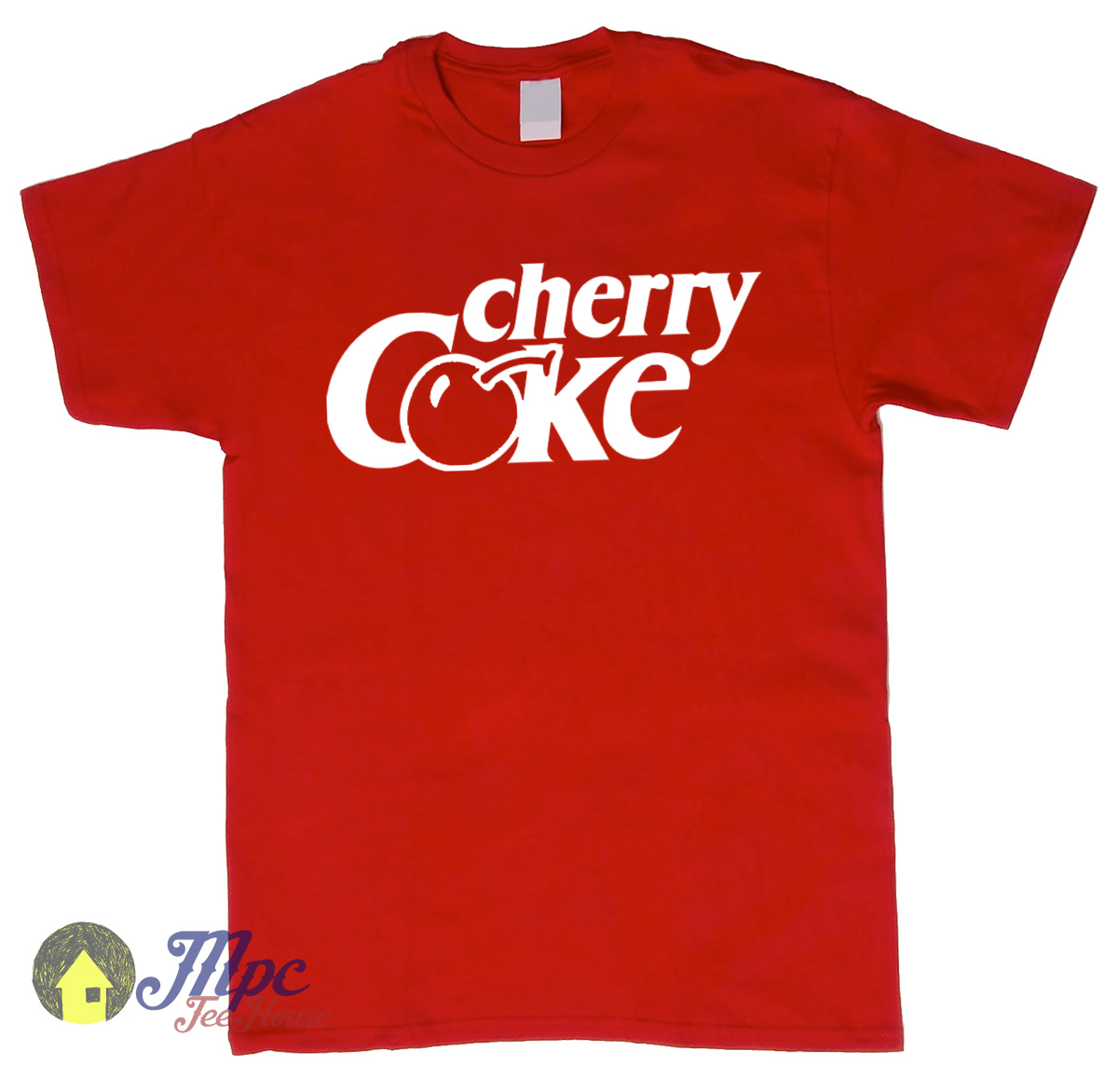 Cherry Coke T Shirt Mpcteehouse 80s Tees