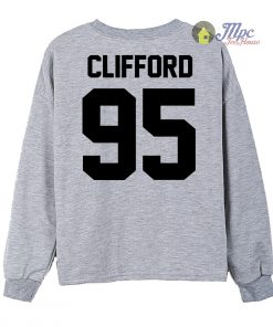 Clifford 95 Crewneck Sweatshirt