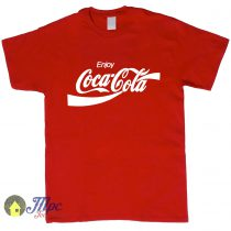 Enjoy Coca Cola T Shirt