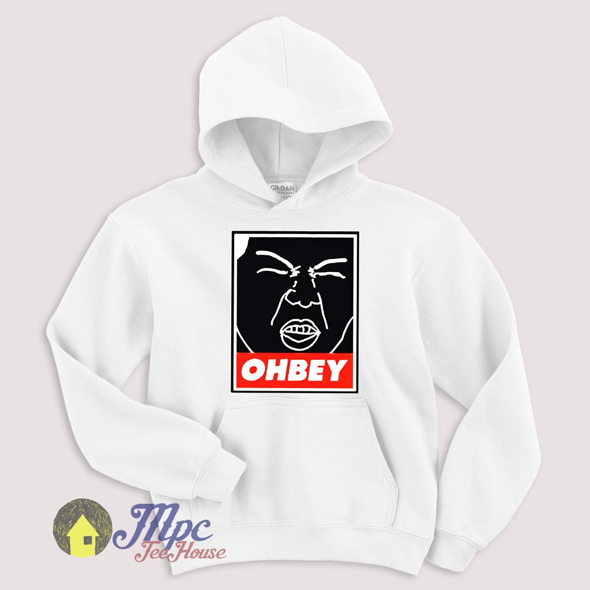 Exo Sehun Ohbey Hoodie