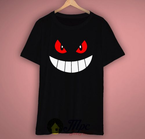 Gengar Pokemon Eye T Shirt