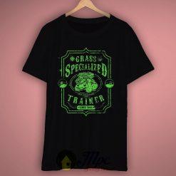 Grass Pokemon Trainer T-Shirt