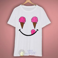 Ice Cream Smile T Shirt