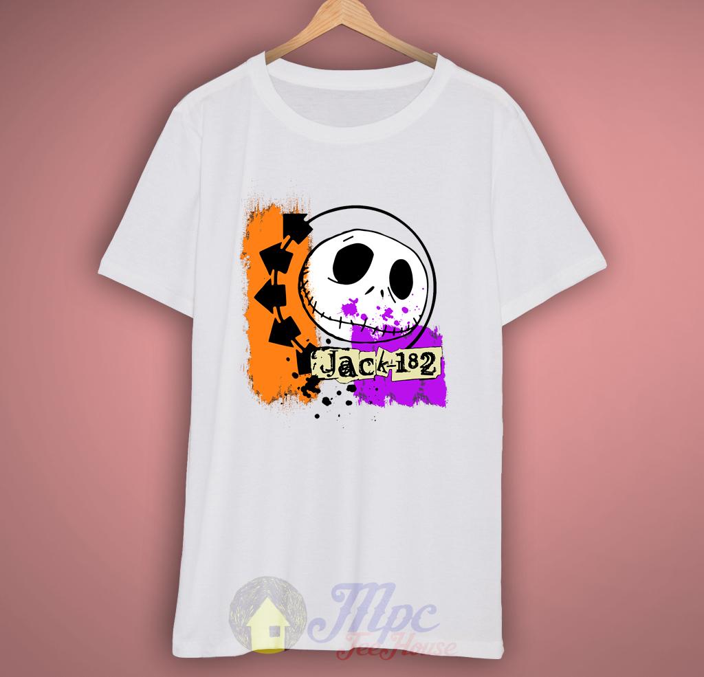 Jack Skellington 182 Halloween T-Shirt