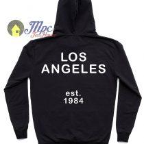 Los Angeles 1984 Hoodie