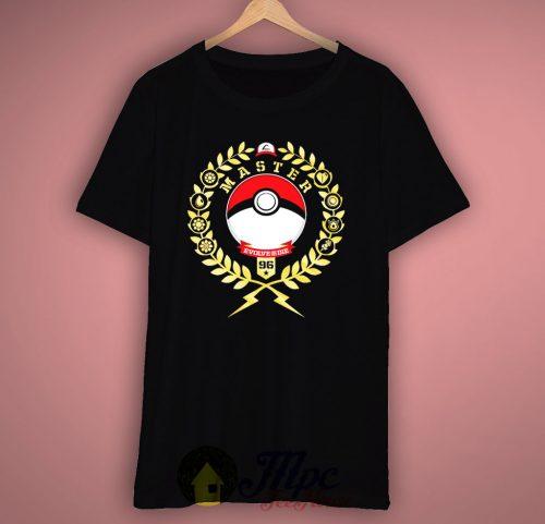 Master Pokemon Trainer T-Shirt