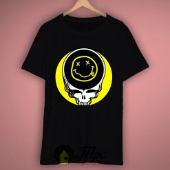 Nirvana Grateful Dead T-Shirt