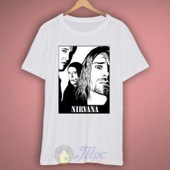 Nirvana Group Grunge T-Shirt